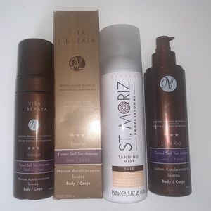 Sephora Self Tanner Bundle